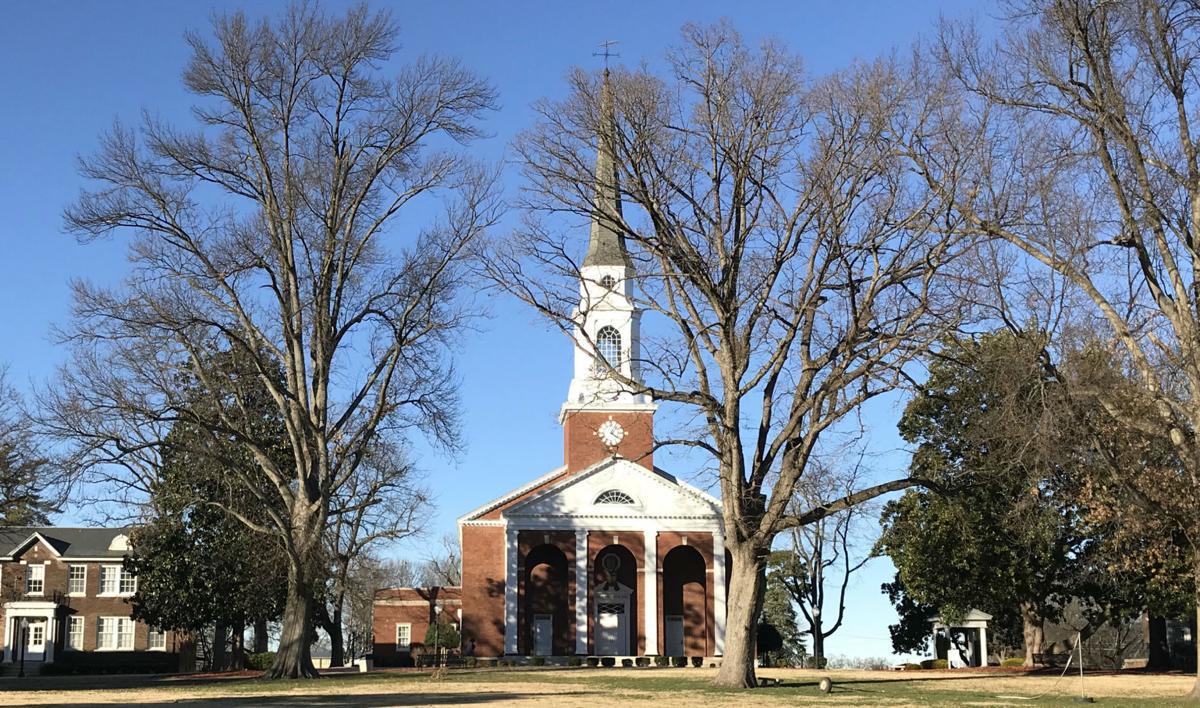 Bennett College Annie Merner Pfeiffer Chapel