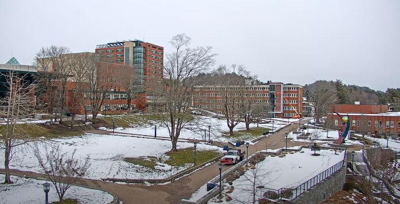 Appalachian State University Sanford Mall