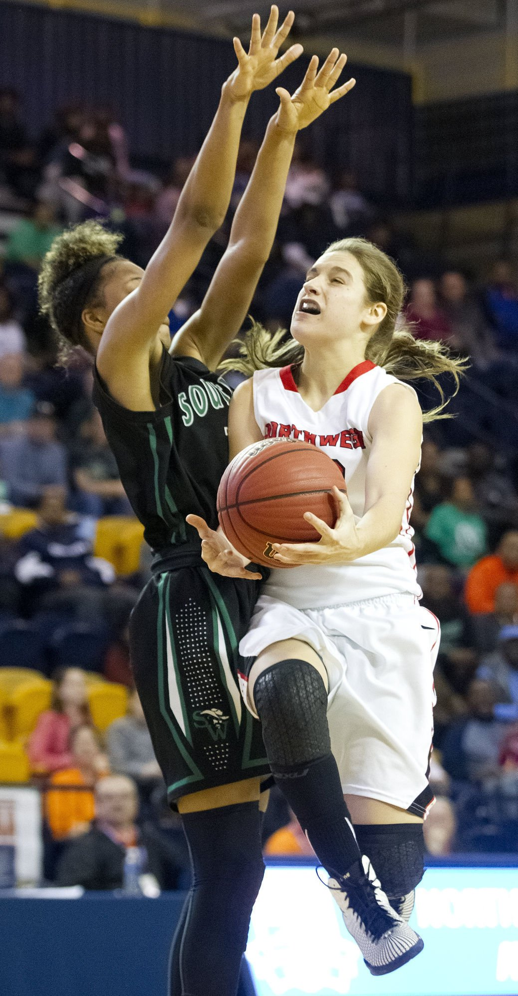 Northwest Guilford faces Southwest Guilford in NCHSAA 4-A Girls Championship Game
