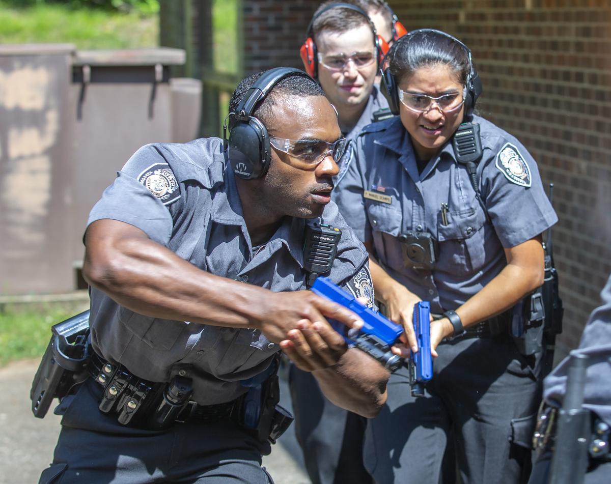 Police department recruitment