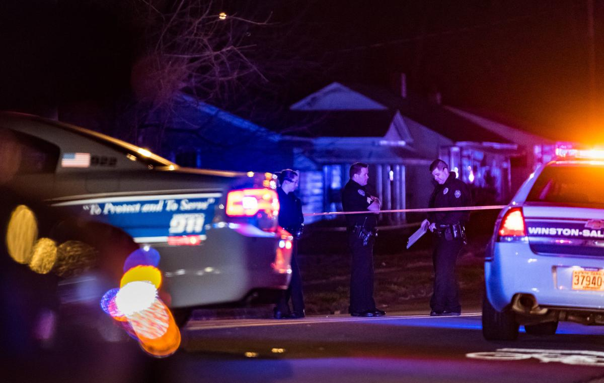 Man fatally shot by Winston-Salem police officer after traffic stop ...