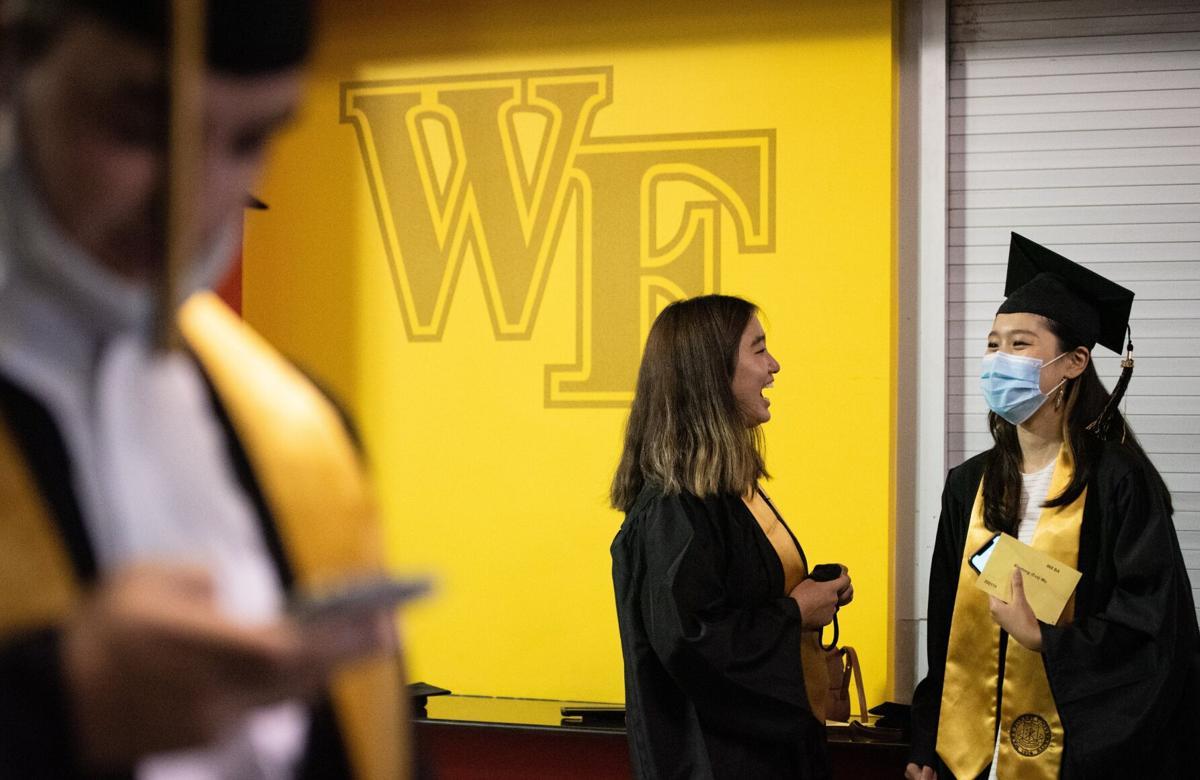 Wake Forest Graduation