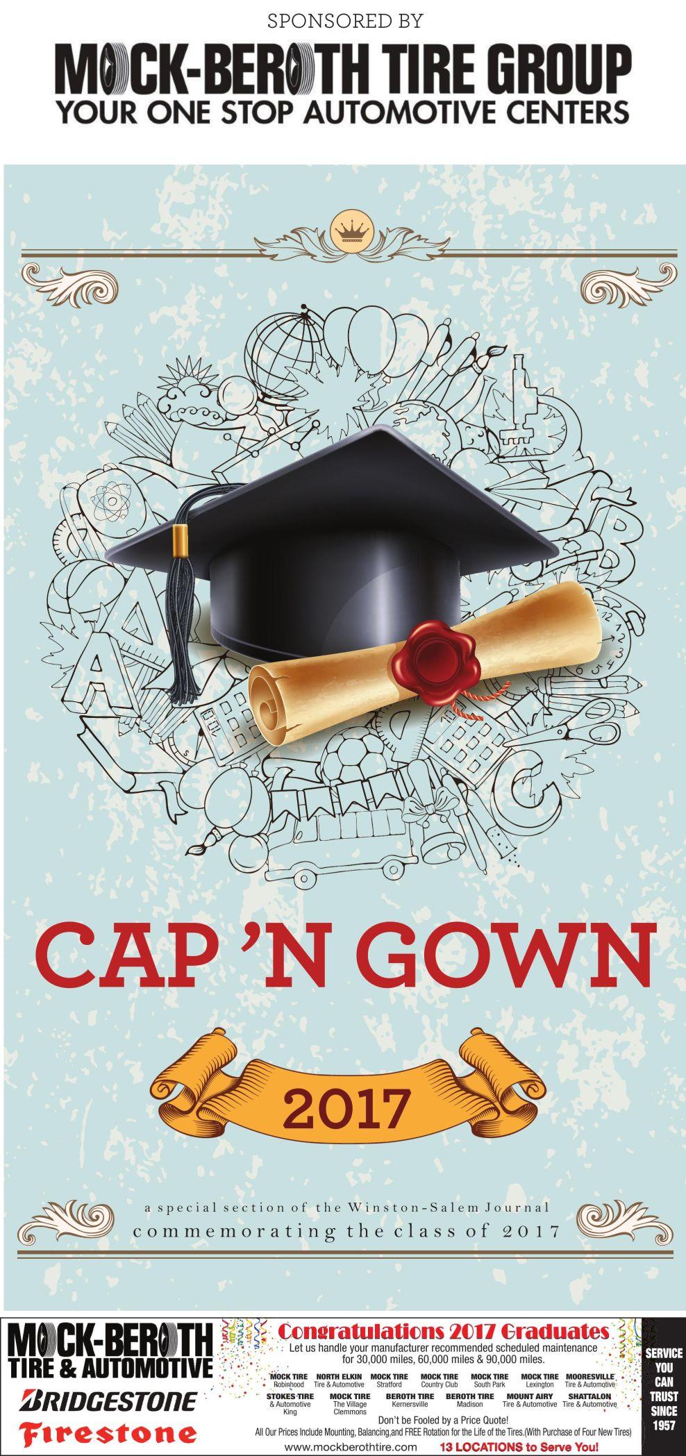 2017 Graduation Winston-Salem Journal Special Section