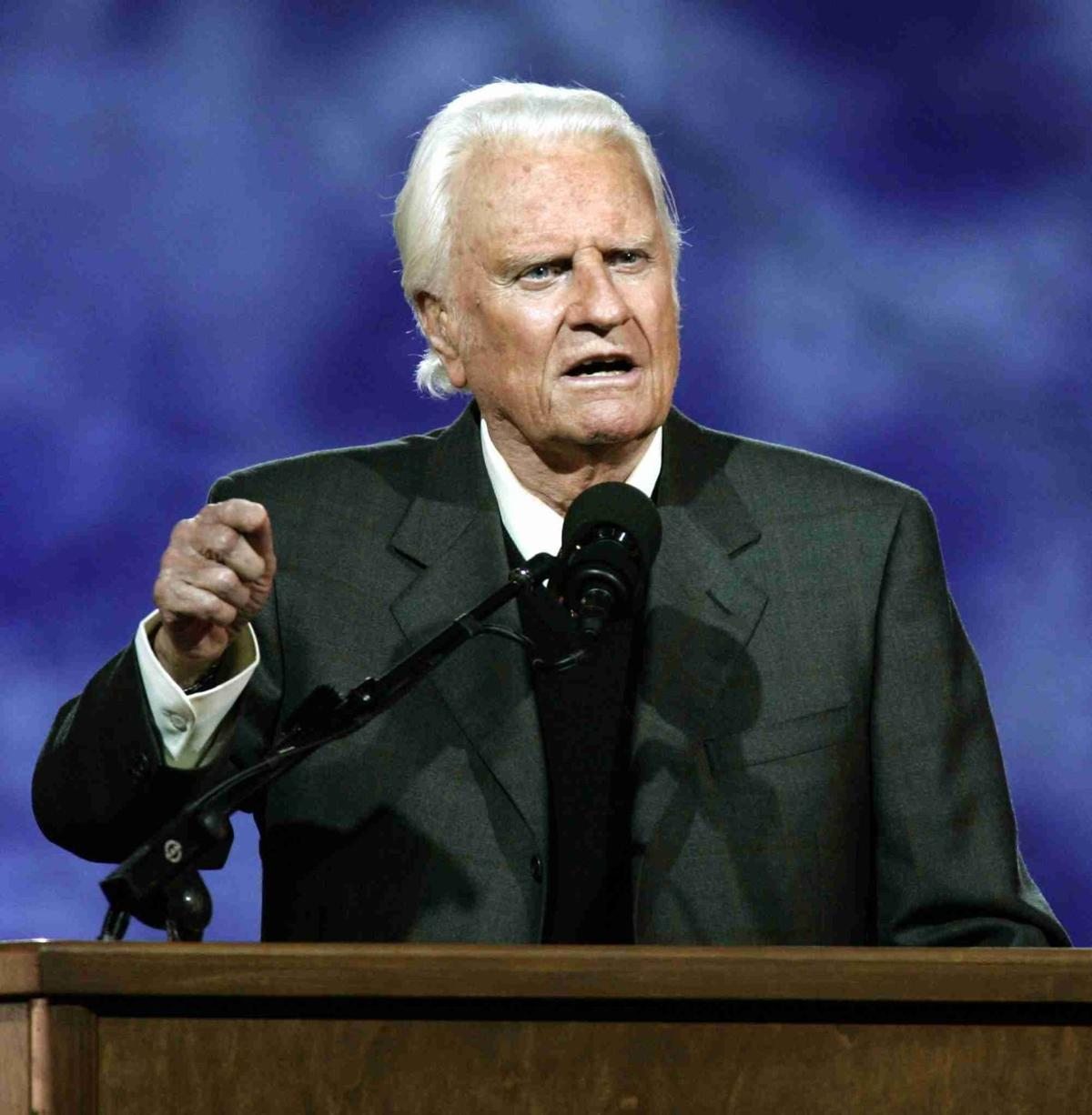 Happy 98th Birthday To The Rev Billy Graham State