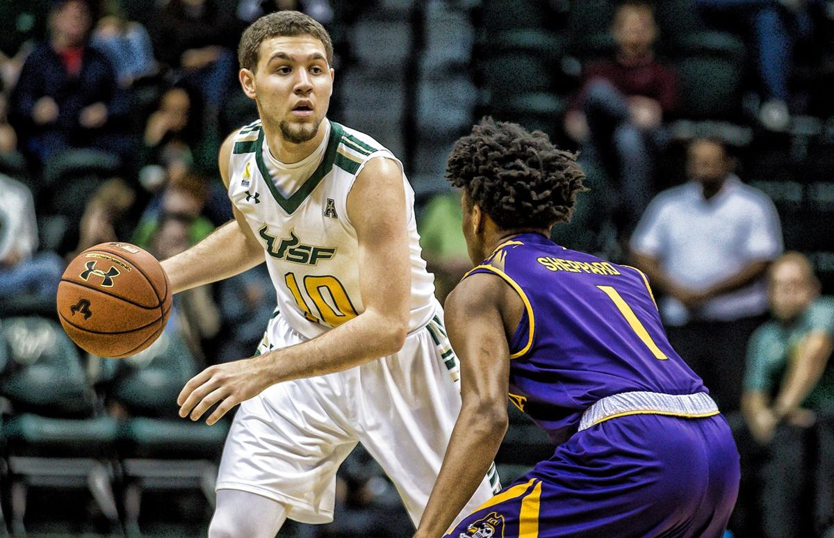 App State officially adds USF transfer Mike Bibby Jr