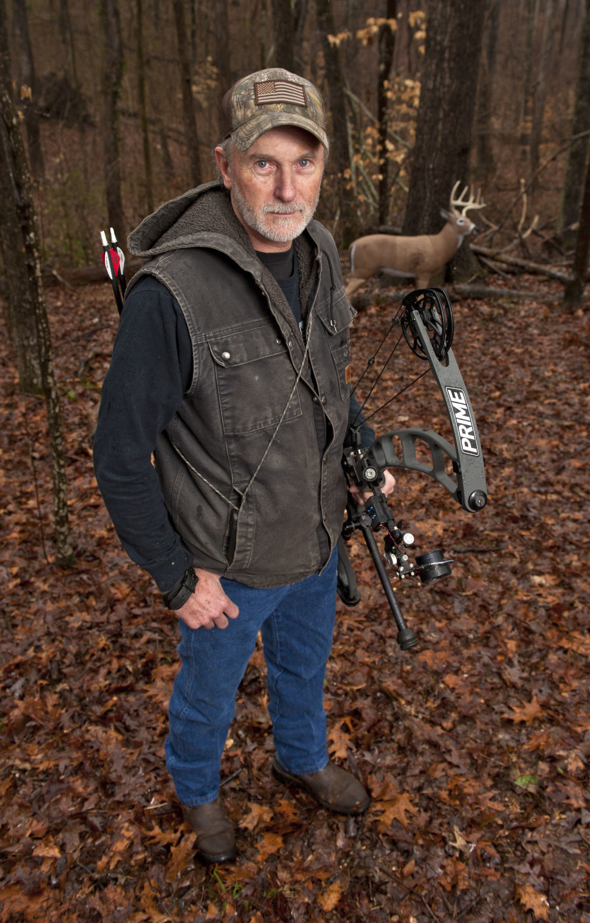 Bow hunters may be allowed to hunt within Winston-Salem