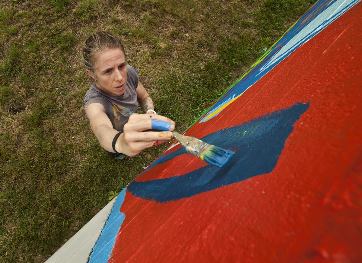Jessica Singerman mural