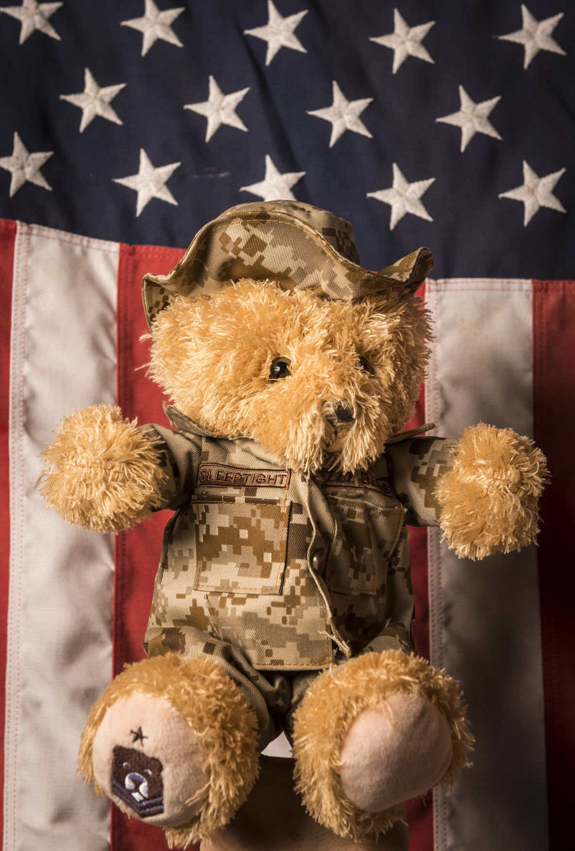 2b2485c28 ZZZ Bears deploys teddy bears to protect children from bad dreams and  monsters under the bed