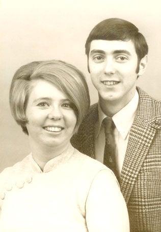 Mr. & Mrs. Hartman