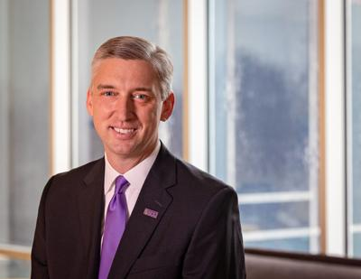 Philip Rogers East Carolina University chancellor 2020
