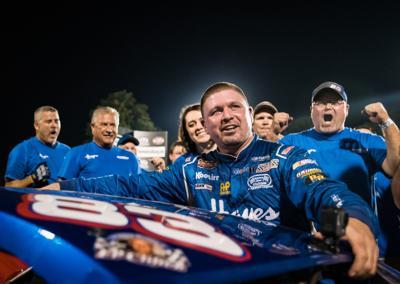 August 11 Bowman Gray Racing