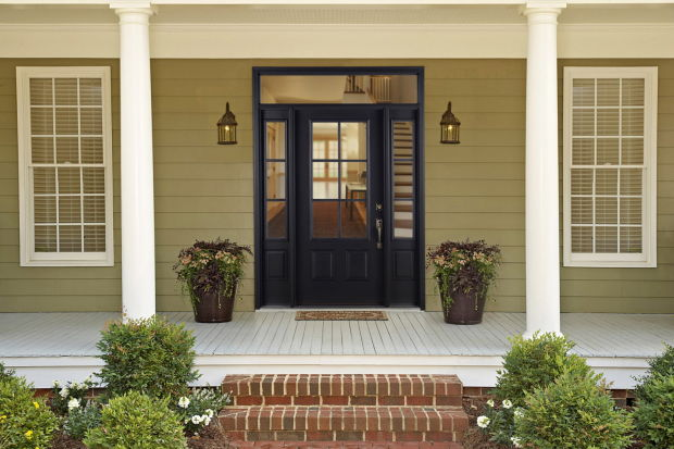 New Front Doors Offer Many Options Prices Home Garden