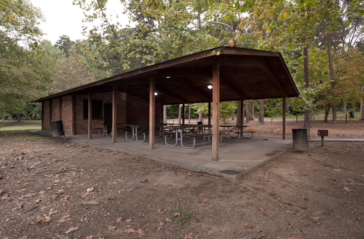 Winston Lake renovations