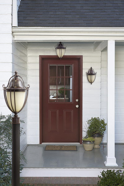New Front Doors Offer Many Options Prices Home Amp Garden