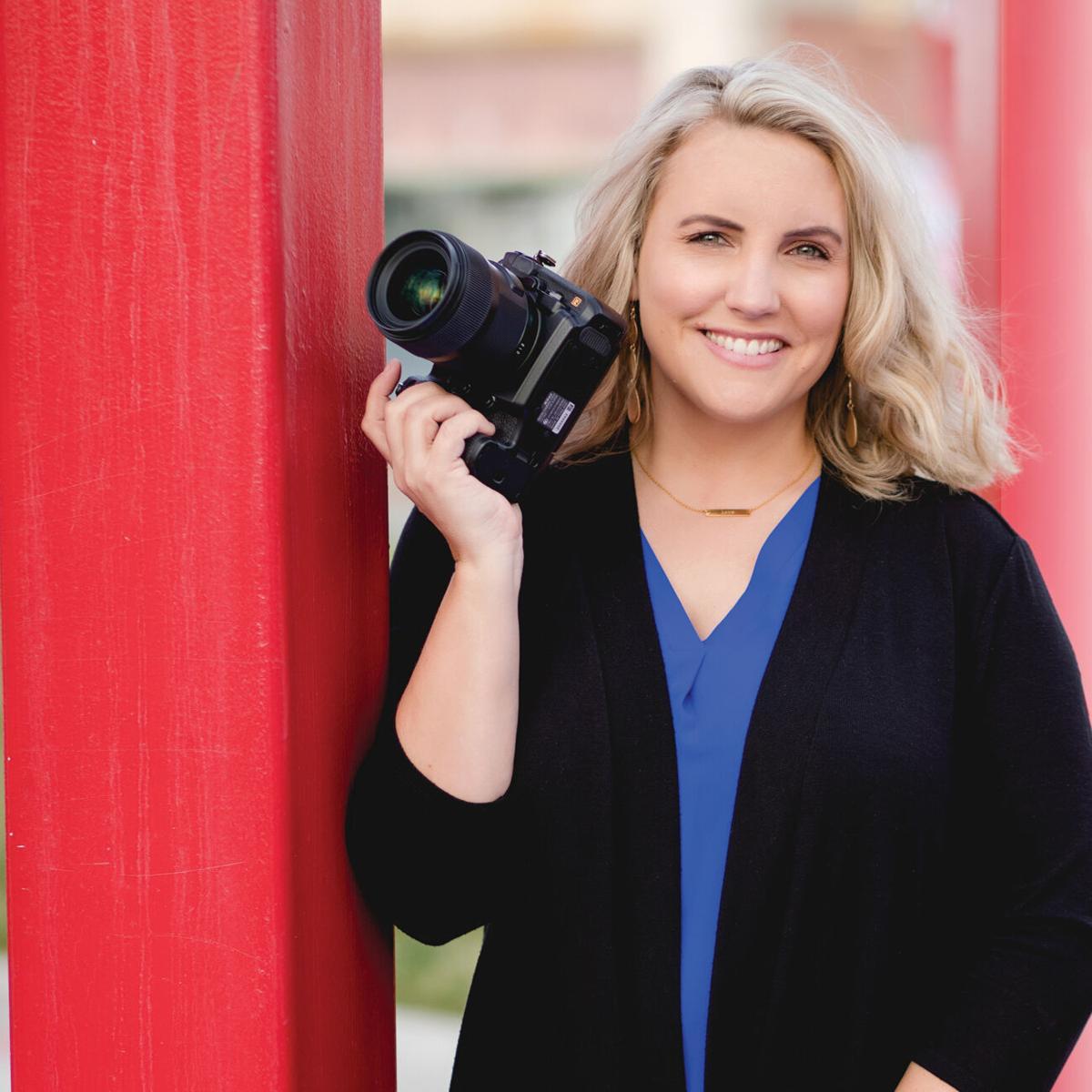 Photographer Kira Wood