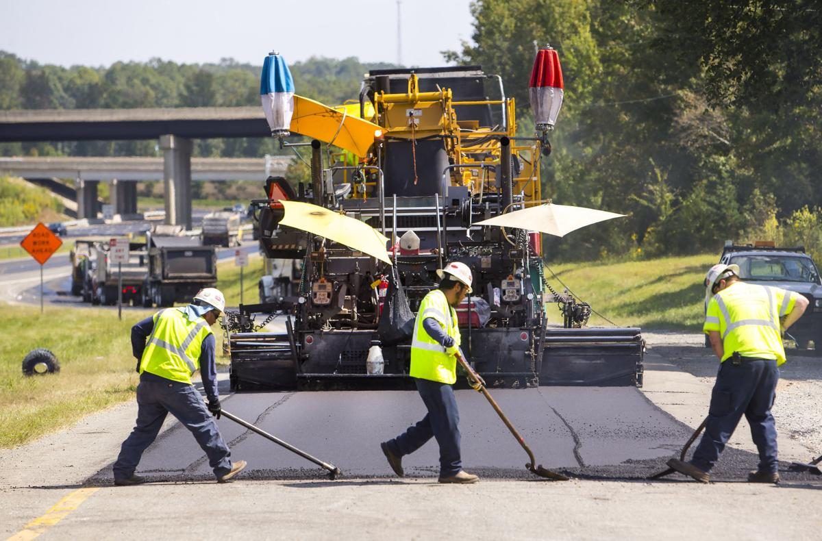 Motorists faced with 8-mile closure on I-40 in Greensboro