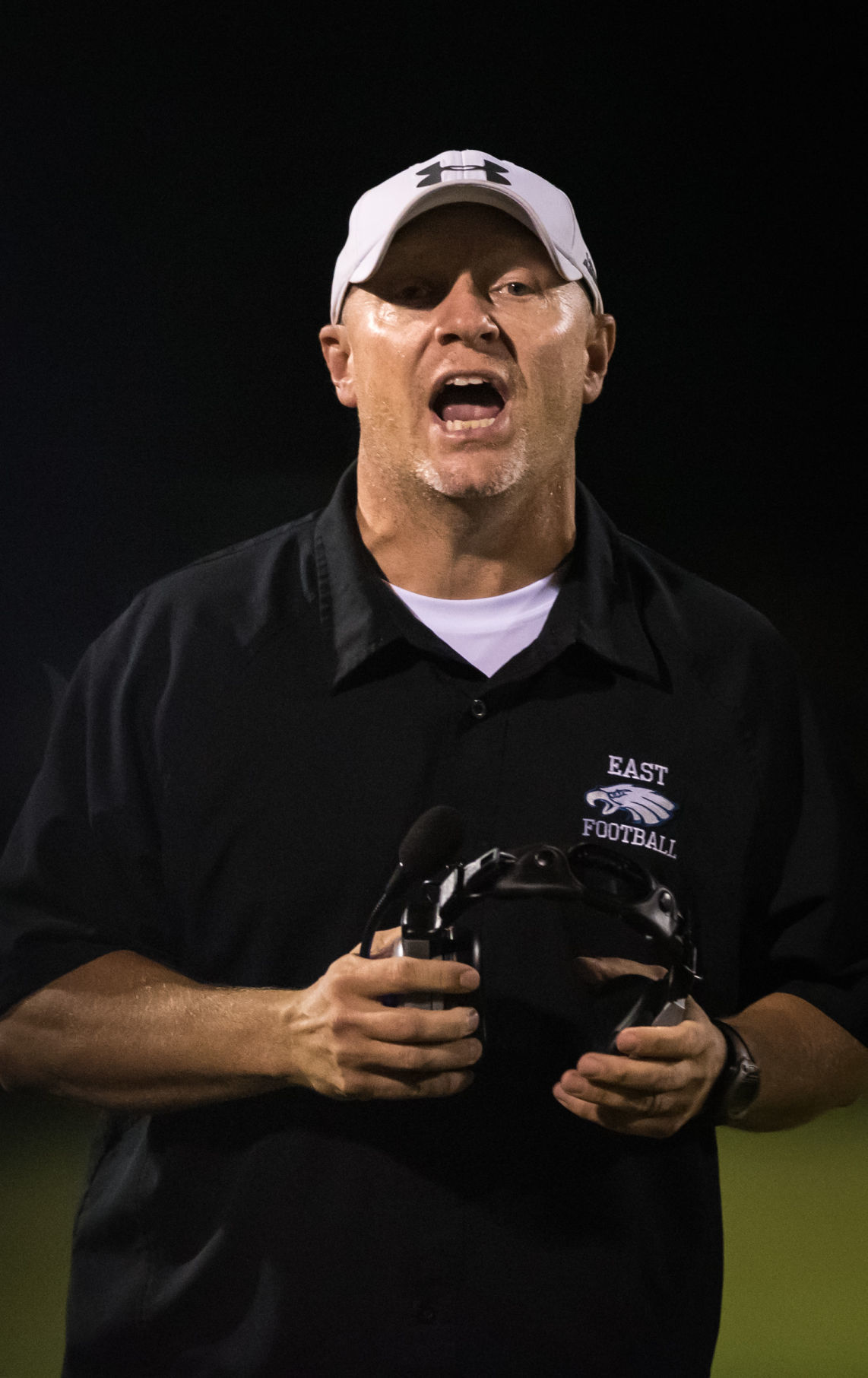f94723142 East Forsyth s Willert named one of the 10 coaches of the week by Carolina  Panthers