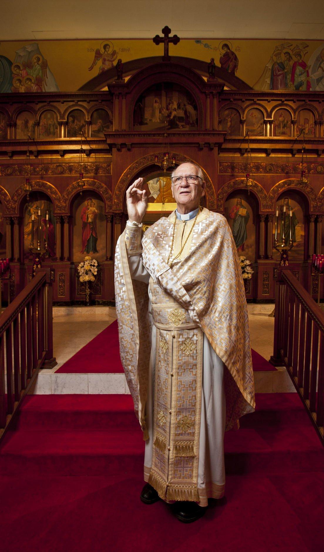 Father Demetri Kanglelaris