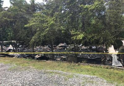Wilkes County fire death