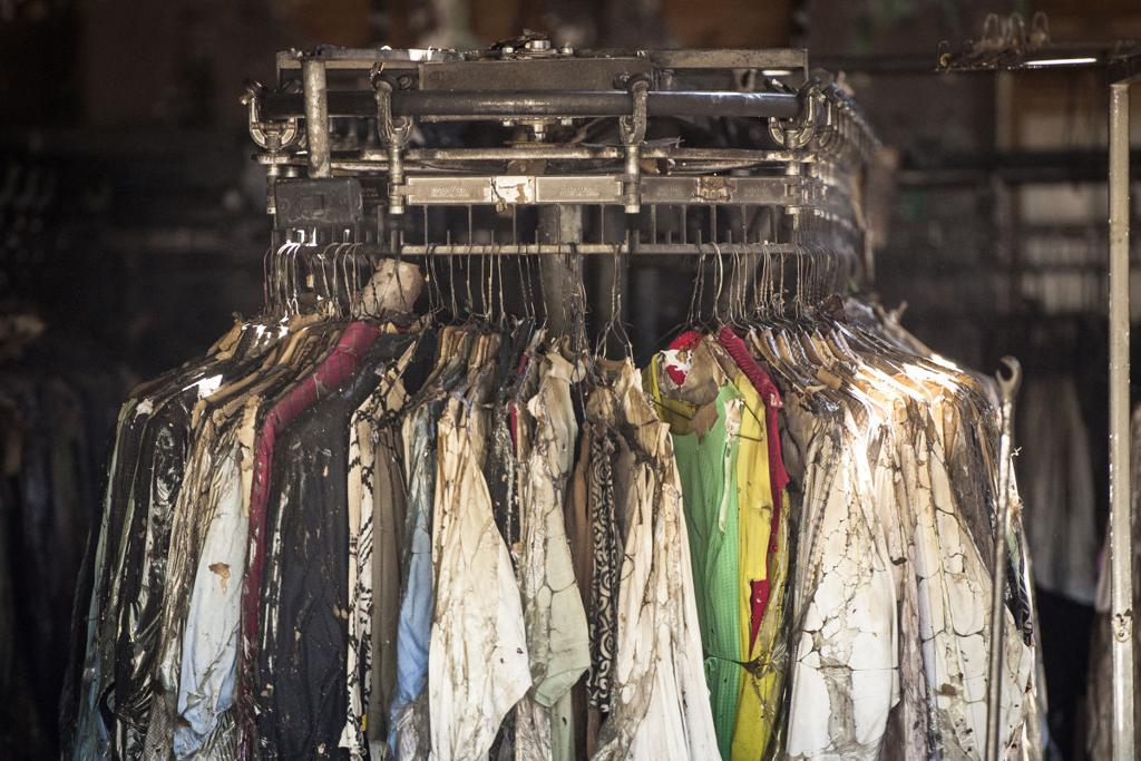 Fire Causes 990 000 In Damages To Winston Salem Dry Cleaning Business Local News Journalnow Com