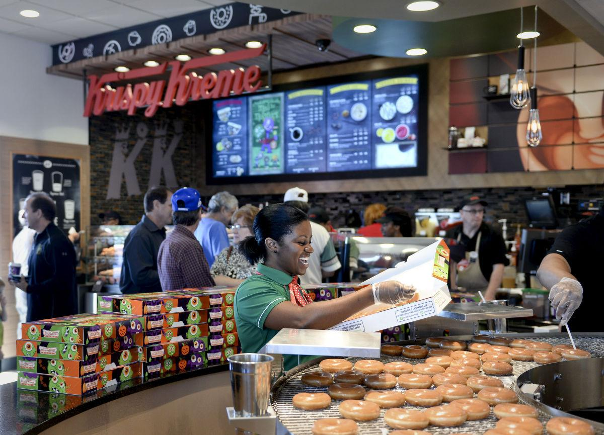 how to buy a krispy kreme franchise