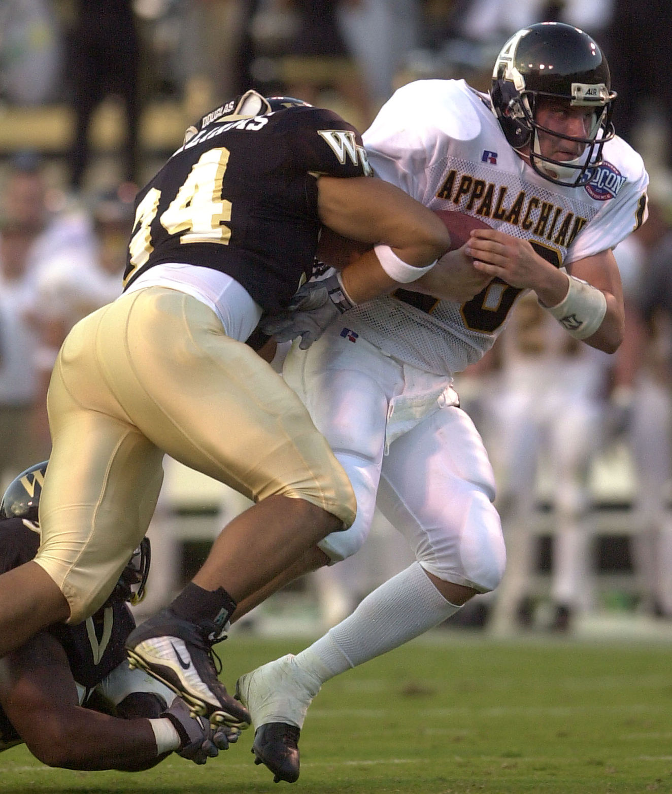 Wake Forest Appalachian State To Resume Football Series