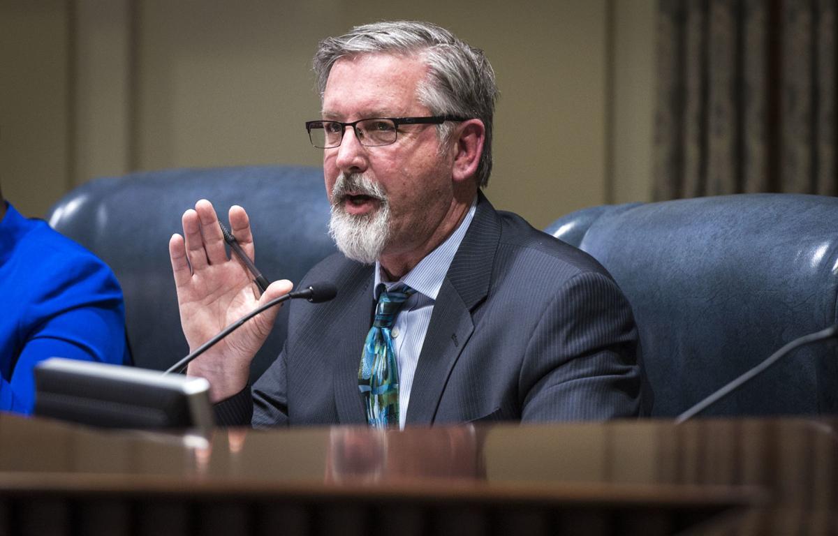 City Council member Jeff MacIntosh