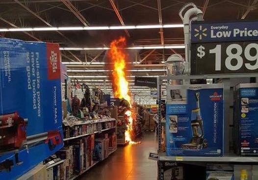 Fire Closes Walmart In Elkin Local News