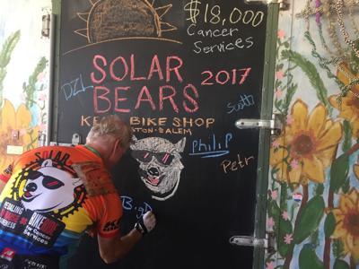 Solar Bears Ride 2017