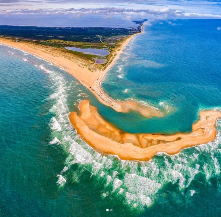 Hatteras Island: North Carolina Has A New Island
