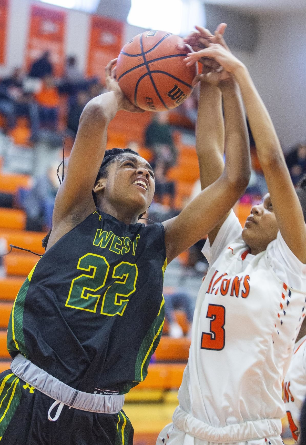 Southeast Guilford defeats West Forsyth in overtime (copy)