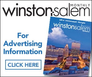 Advertise in Winston-Salem Monthly