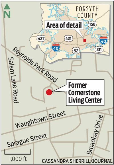 MAP: Nursing home sold