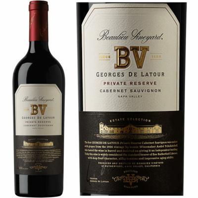 Beaulieu Vineyard 2015 Georges de Latour Private Reserve Cabernet Sauvignon