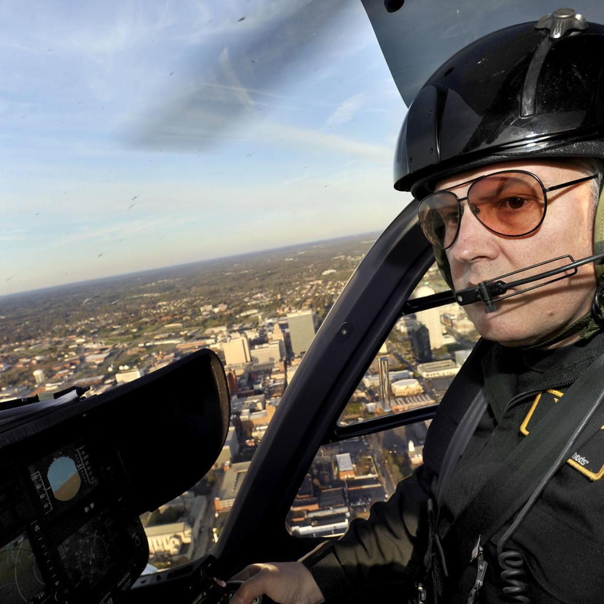Pilot who crashed in Rowan County was former pilot for