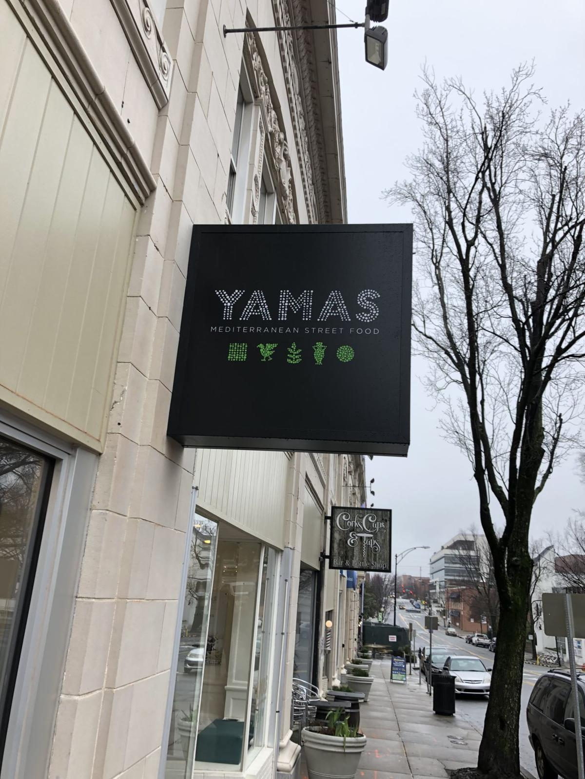 Yamas Mediterranean Street Food To Open In Downtown Winston