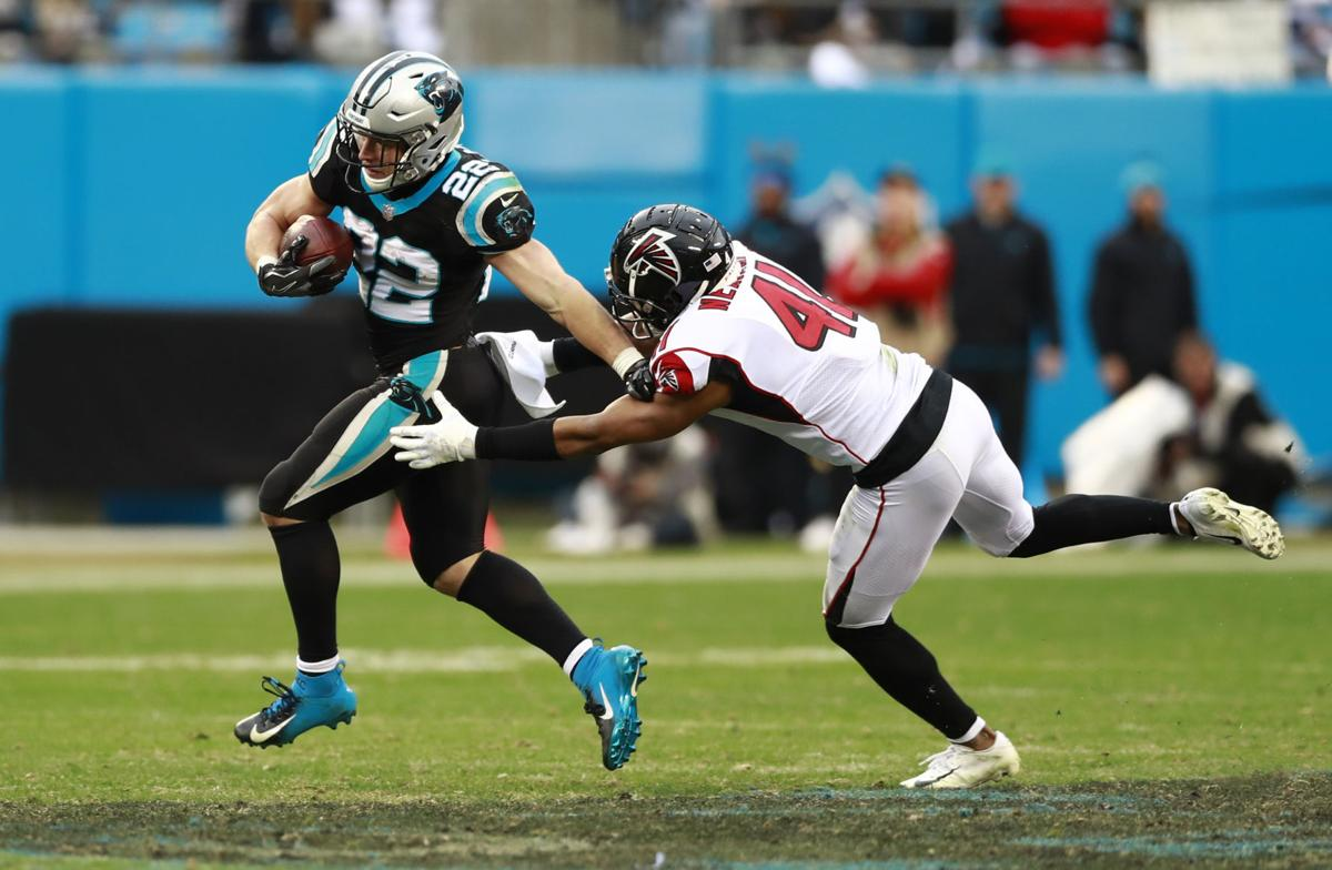 Panthers notebook: Kalil plays final home game for Panthers