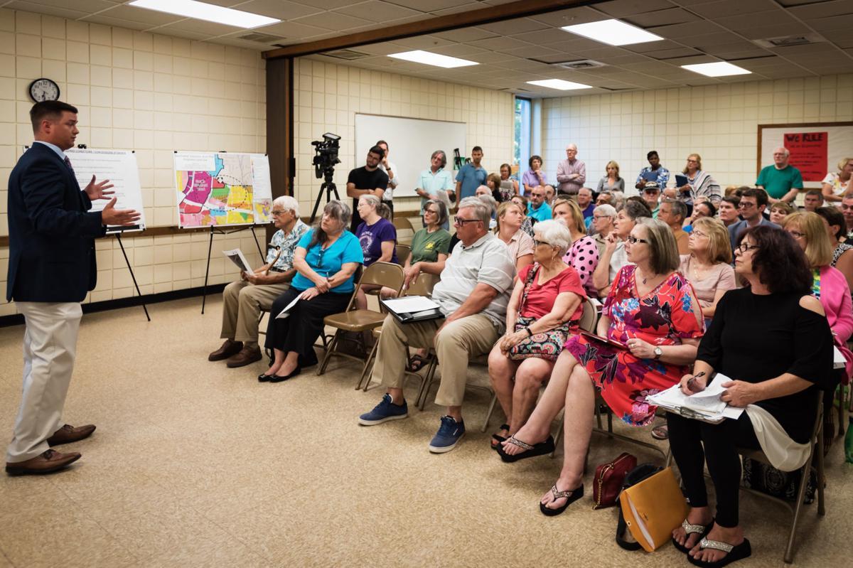 Truliant Burke Mill Road Rezoning Meeting