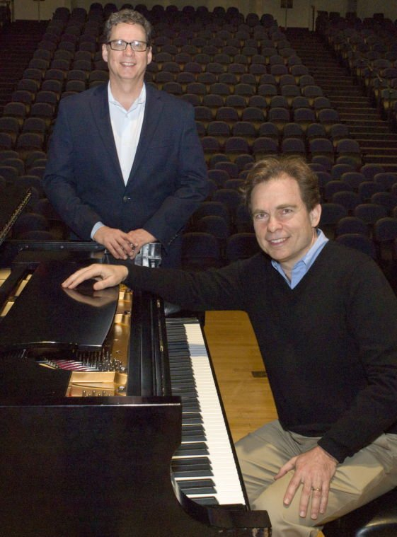 Calendar Art Peter Rolfe : Discovering a gem duo hope to revive interest in composer