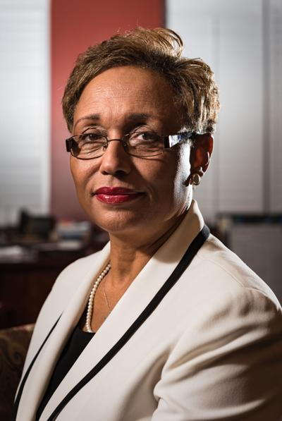 WSFCS Superintendent Angela P. Hairston