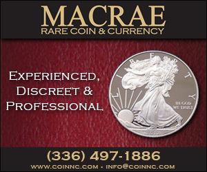 MacRae Rare Coin and Currency