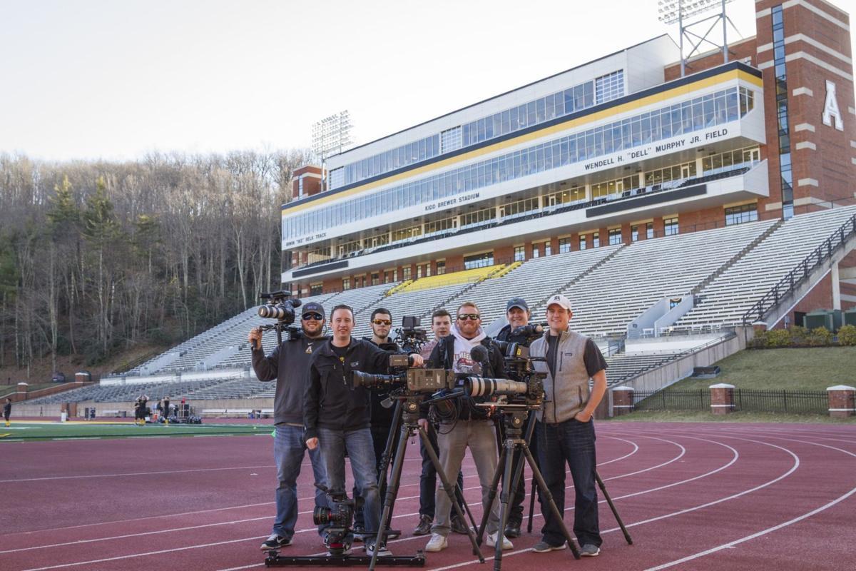 TA Films crew photo