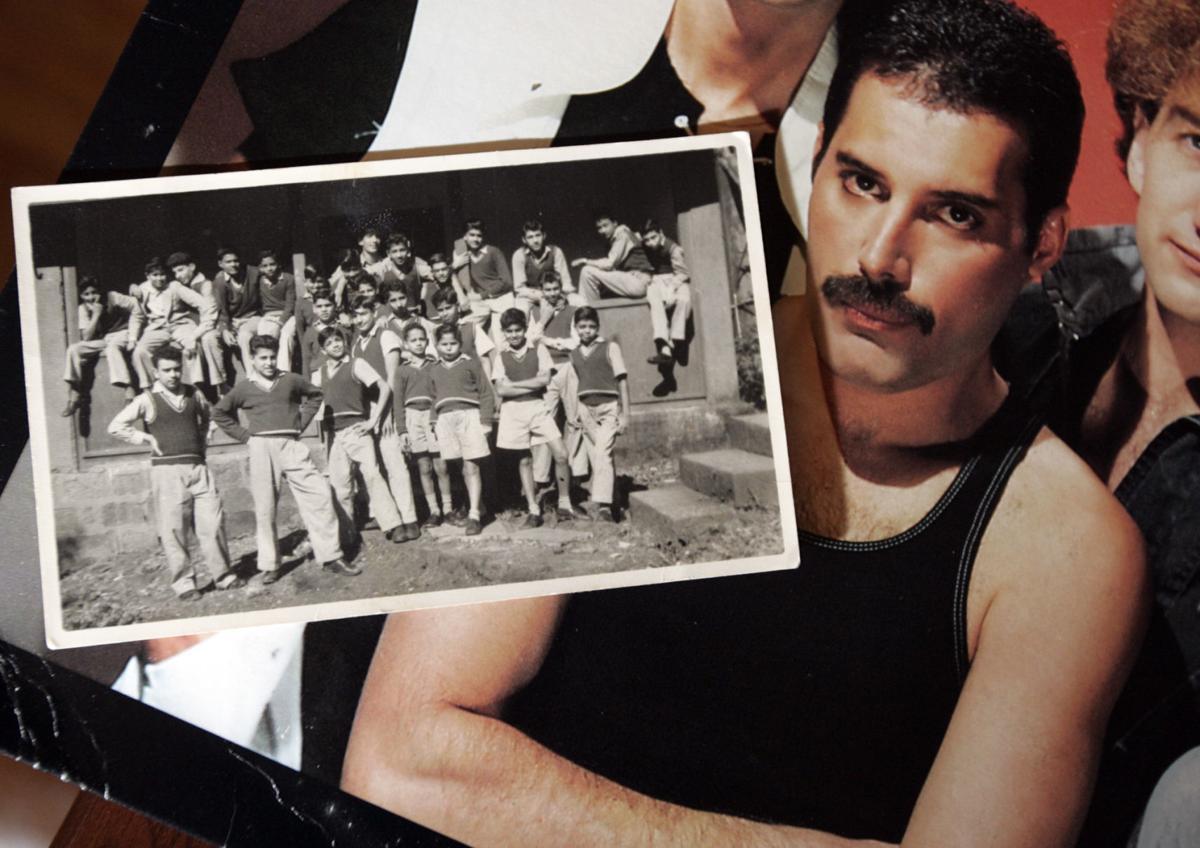 77bc8c5687e Winston-Salem ties to Freddie Mercury? Childhood friend approves of ...