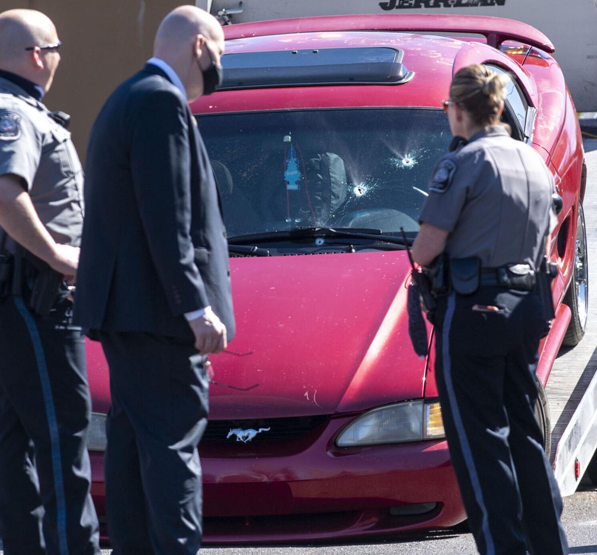 Police Involved Shooting