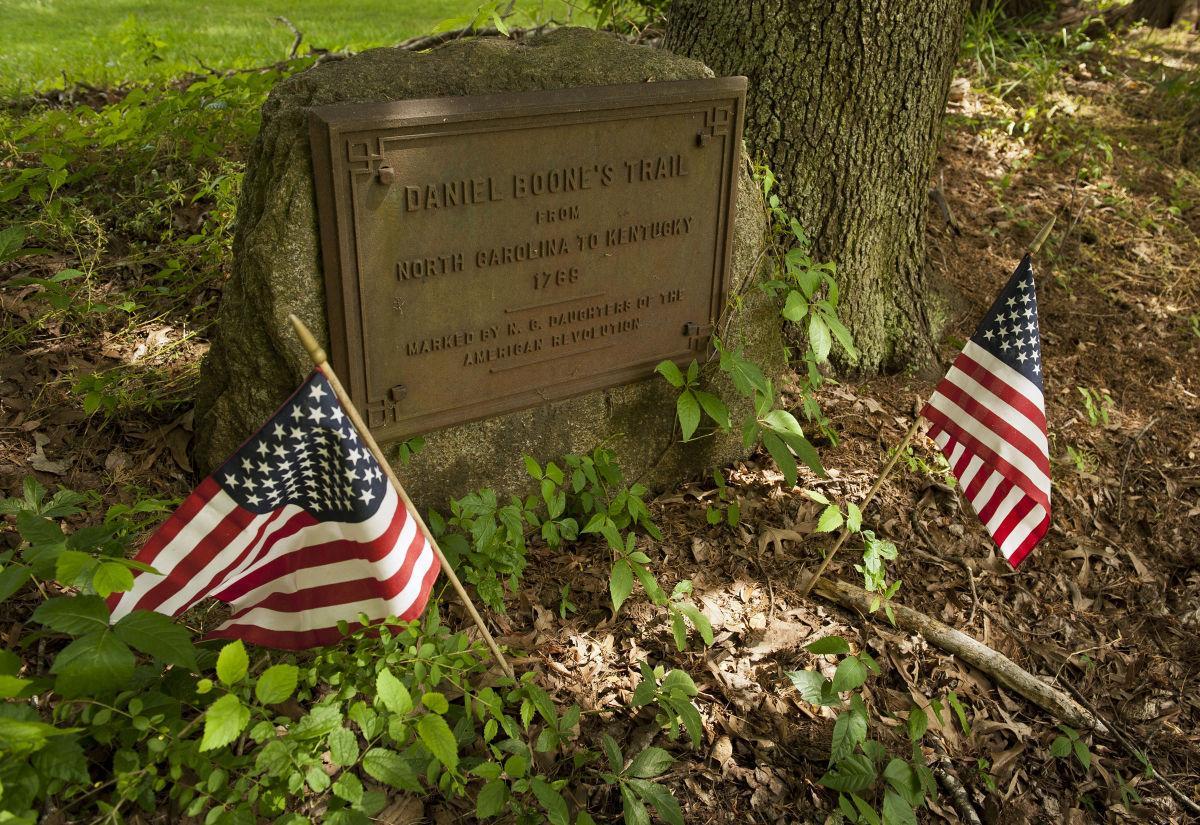 Daniel Boone: Man vs. Myth | Galleries | journalnow.com