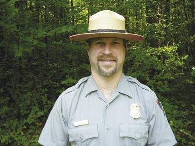 Greg Wozniak, park ranger supervisor