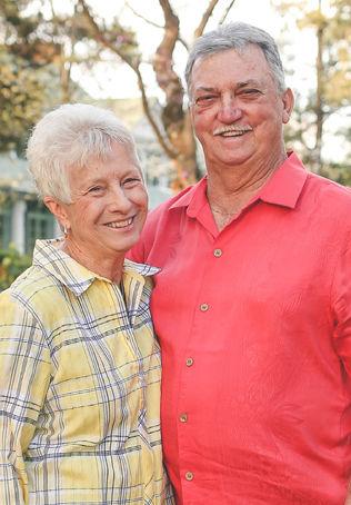 Mr. & Mrs. Billings