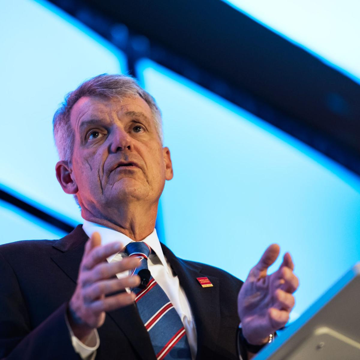 Wells Fargo's retired CEO could get nearly $70 million in