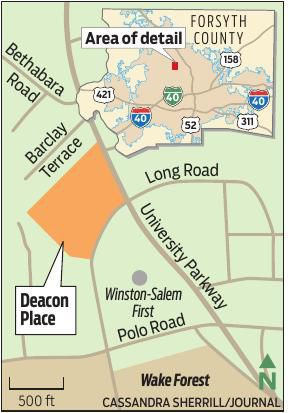 In downtown Winston-Salem, on and around Reynolda, Wake Forest plans ...