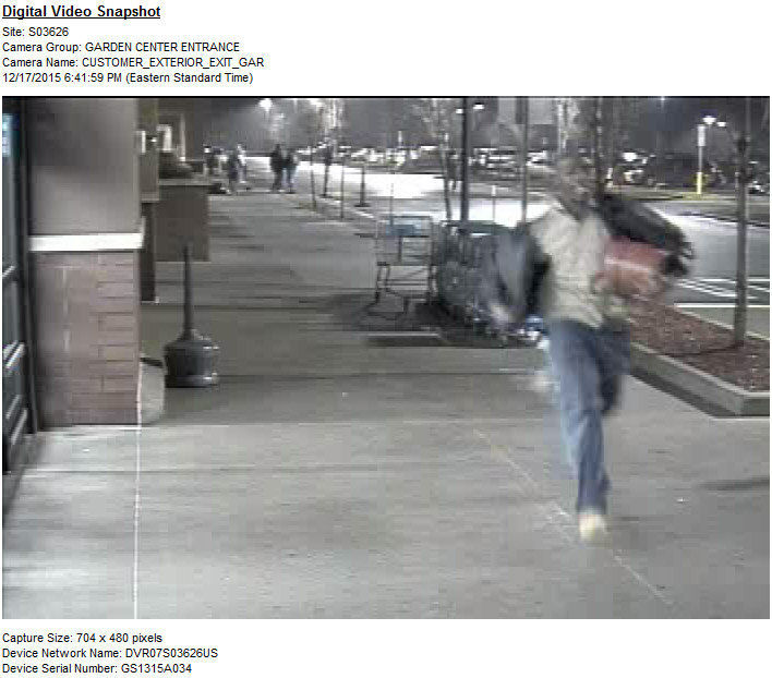 Red Kettle Stolen From Peters Creek Parkway Walmart Second Theft This Month Crime